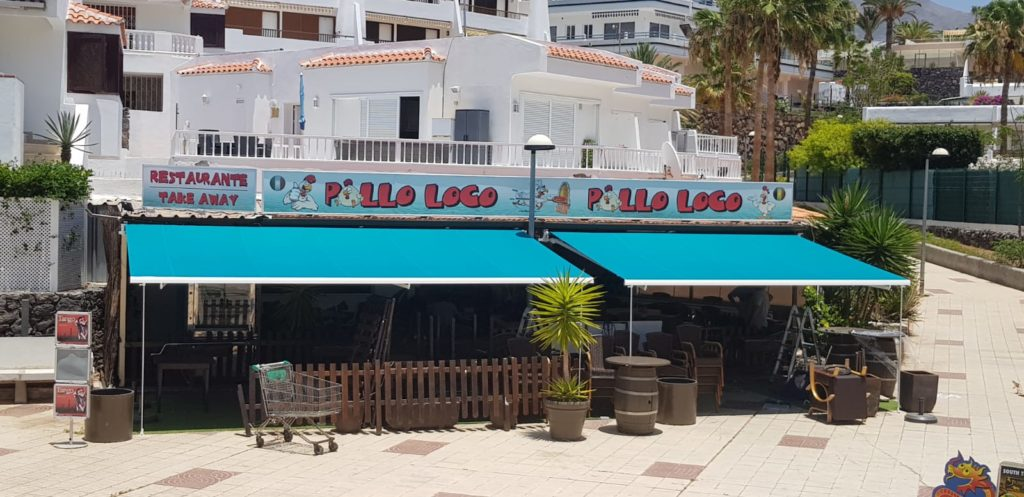 Toldos precios baratos Tenerife